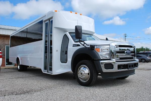 22 passenger party bus Lubbock