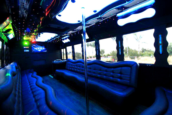 40 person party bus Lubbock