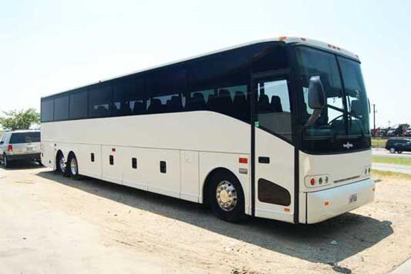 50 people charter bus rental Lubbock
